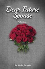 Dear Future Spouse