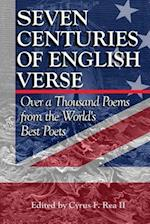 Seven Centuries of English Verse