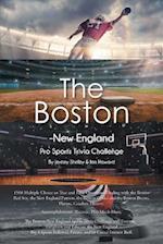 The Boston-New England Pro Sports Trivia Challenge