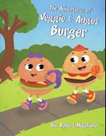 The Adventures of Veggie & Angus Burger