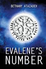 Evalene's Number: The Number Series