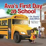 Ava's First Day at School