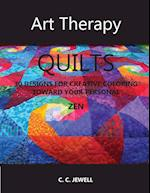 Art Therapy Quilts: 30 Designs for Creative Coloring To