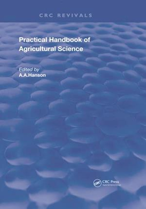 Practical Handbook of Agricultural Science