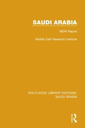 Saudi Arabia (RLE Saudi Arabia)