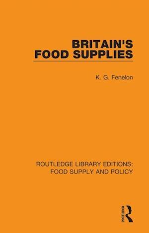 Britain's Food Supplies