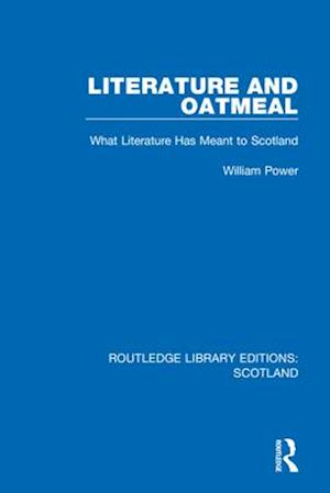 Literature and Oatmeal