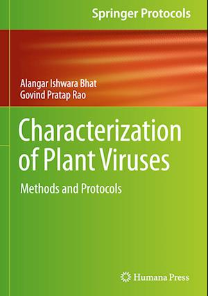 Characterization of Plant Viruses: Methods and Protocols