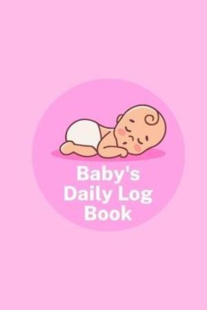 Baby's Daily Log Book