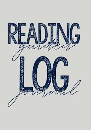 Reading Log Guided Journal