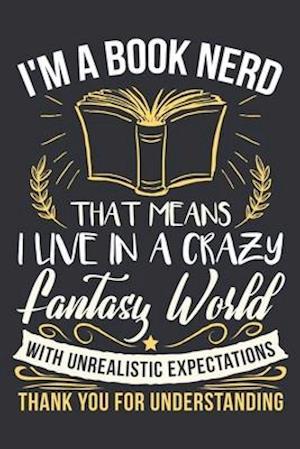 I'm A Book Nerd