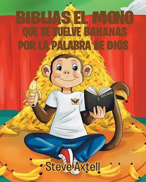 Biblias El Mono Que Se Vuelve Bananas Por La Palabra de Dios