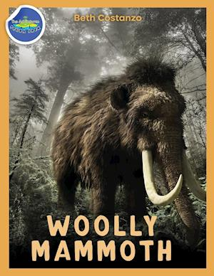 Woolly Mammoth Activity Workbook ages 4-8