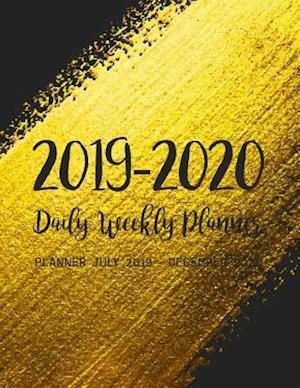 Planner July 2019 - December 2020