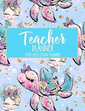 Teacher Planner 2019 - 2020 Lesson Planner