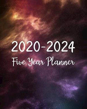 2020-2024 Five Year Planner