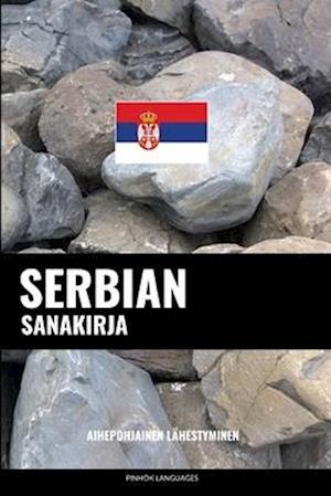 Serbian sanakirja