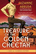 Treasure of the Golden Cheetah (Jade Del Cameron Mystery)
