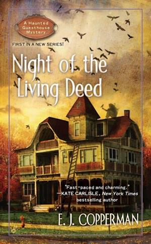 Night of the Living Deed af E.J. Copperman
