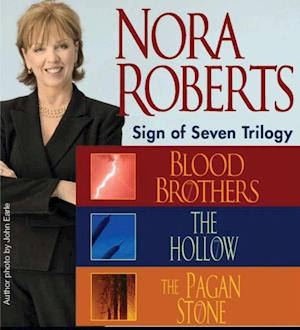 Nora Roberts' Sign of Seven Trilogy af Nora Roberts