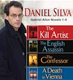 Daniel Silva GABRIEL ALLON Novels 1-4 (Gabriel Allon)