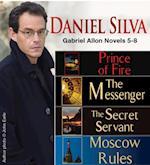 Daniel Silva Gabriel Allon Novels 5-8 (Gabriel Allon)