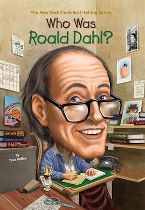 Who Was Roald Dahl? af True Kelley