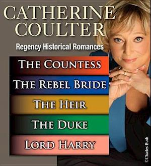 Catherine Coulter's Regency Historical Romances af Catherine Coulter