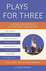 Plays for Three (Vintage Original)