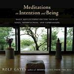 Meditations on Intention and Being (Anchor books)
