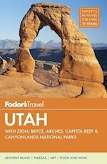 Fodor's Travel Utah (Fodor's Utah)