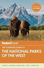 Fodor's the Complete Guide to the National Parks of the West af FODOR