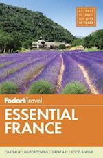 Fodor's Essential France (Full color Gold Guides)