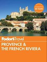 Fodor's Provence & the French Riviera (Full color Travel Guide)