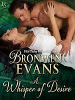 Whisper of Desire af Bronwen Evans