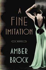 A Fine Imitation af Amber Brock