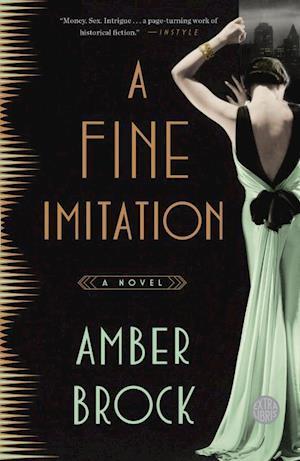 Bog, paperback Fine Imitation af Amber Brock