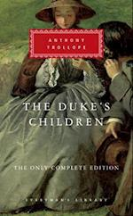 The Duke's Children (Everyman's Library (Cloth))