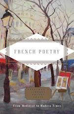 French Poetry (Everyman's Library Pocket Poets)