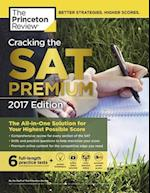 The Princeton Review Cracking the SAT 2017 (Cracking the SAT Premium Edition with Practice Tests)