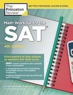 The Princeton Review Math Workout for the SAT (Math Workout for the SAT)