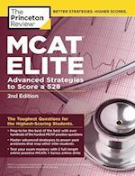 The Princeton Review MCAT Elite (PRINCETON REVIEW SERIES)