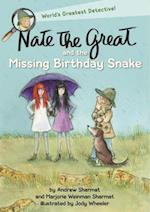 Nate the Great and the Missing Birthday Snake (Nate the Great)
