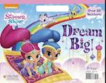 Dream Big! (Big Coloring Book)