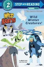 Wild Winter Creatures! (Step Into Reading. Step 2)