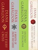 Outlander Series Bundle: Books 5, 6, 7, and 8 (Outlander)