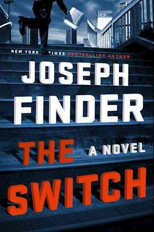Bog, hardback The Switch af Joseph Finder