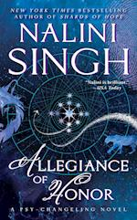Allegiance of Honor af Nalini Singh