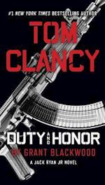 Tom Clancy Duty and Honor af Grant Blackwood