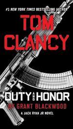 Tom Clancy Duty and Honor (Jack Ryan Jr)
